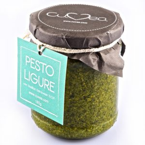 Pesto sauce online from Genoa