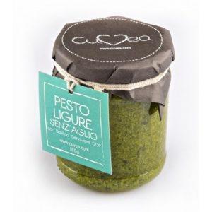 Pesto sauce without garlic