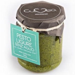 Pesto sauce jar- No garlic