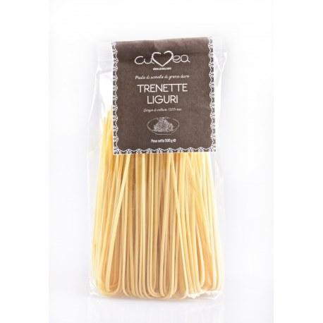 Trenette italian pasta