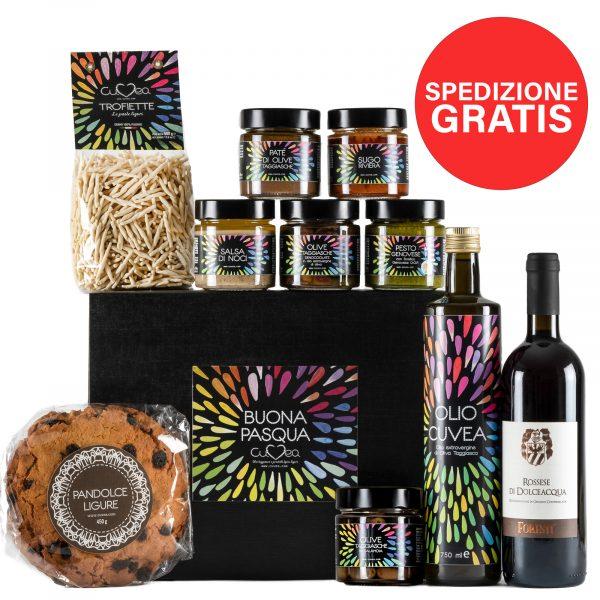 gift box easter golosa gourmet italian food